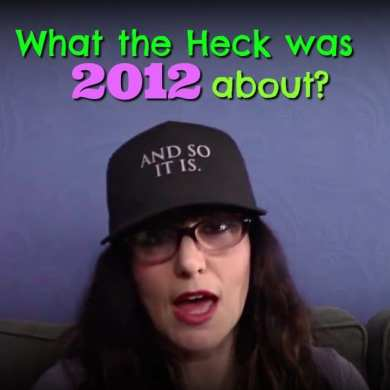 Was 2012 the end of the world? It was the beginning of the new are on Earth.