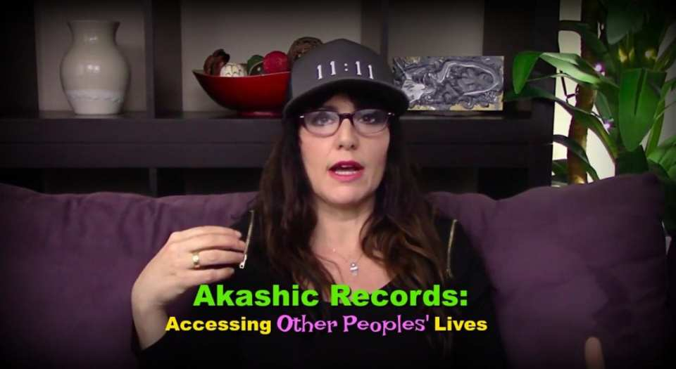 Accessing Akashic Records - Kimberly Darwin