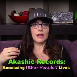 Accessing Akashic Records - Kimberly Darwin