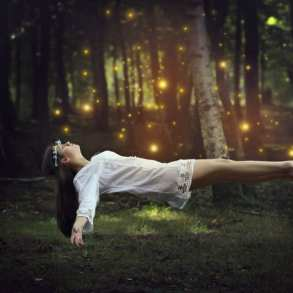 you are lucid dreaming in reverse