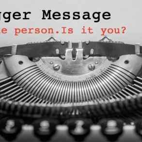 trigger message per soul contract