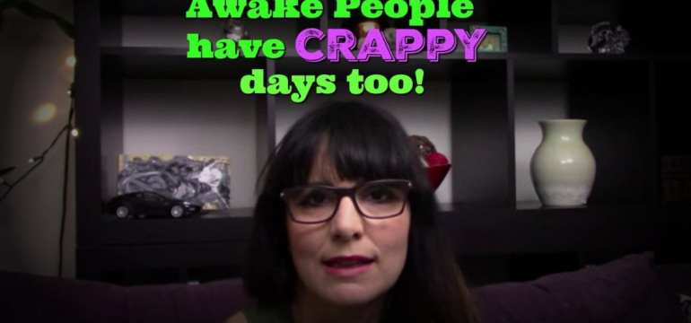 awake people have bad days too