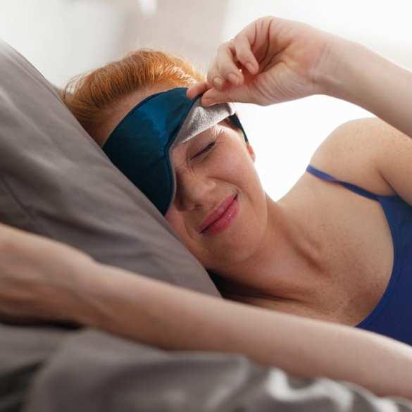 its ok to wake up with a calm mind