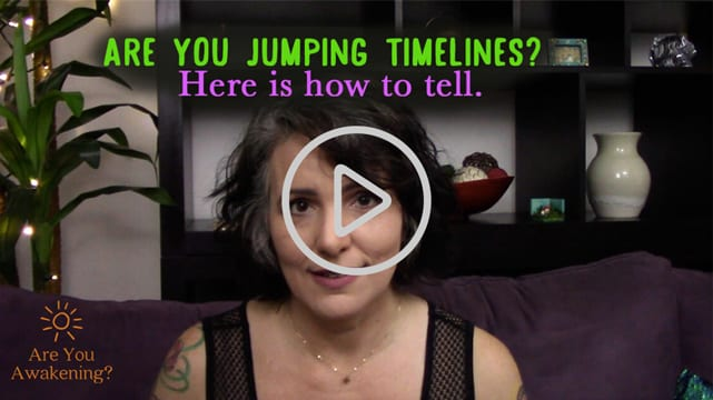 Are You Jumping Timelines?