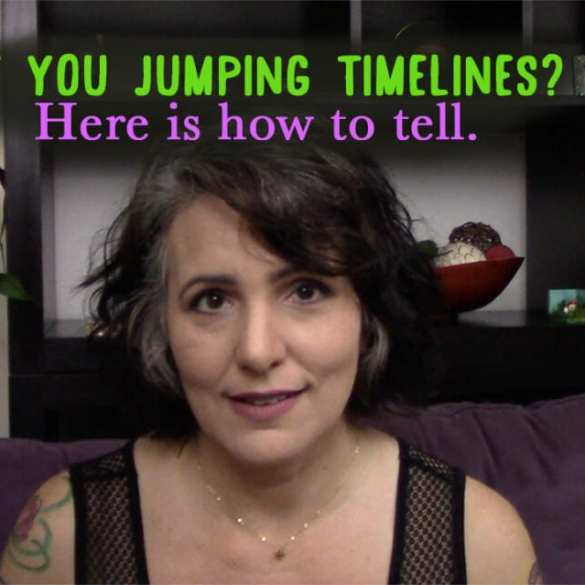 video about jumping timelines