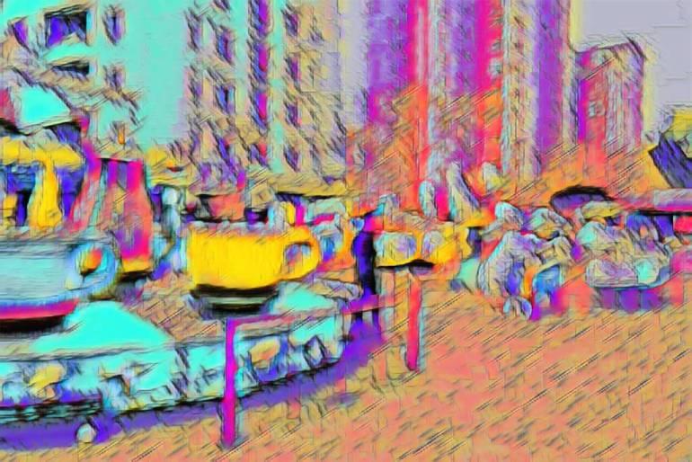 Teacup Amusement Ride