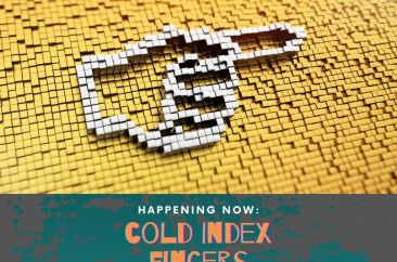 Happening Now: The Cold Index Finger