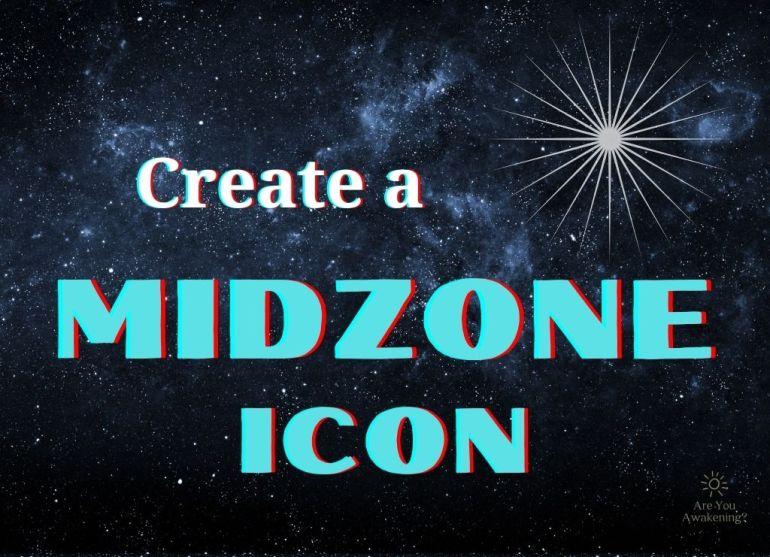 create a midzone icon