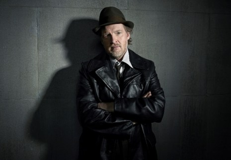 Donal Logue as Harvey Bullock. GOTHAM will air Mondays (8:00-9:00 PM ET/PT) this fall on FOX. ©2014 Fox Broadcasting Co. Cr: Michael Lavine/FOX