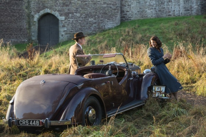 Outlander Review STARZ