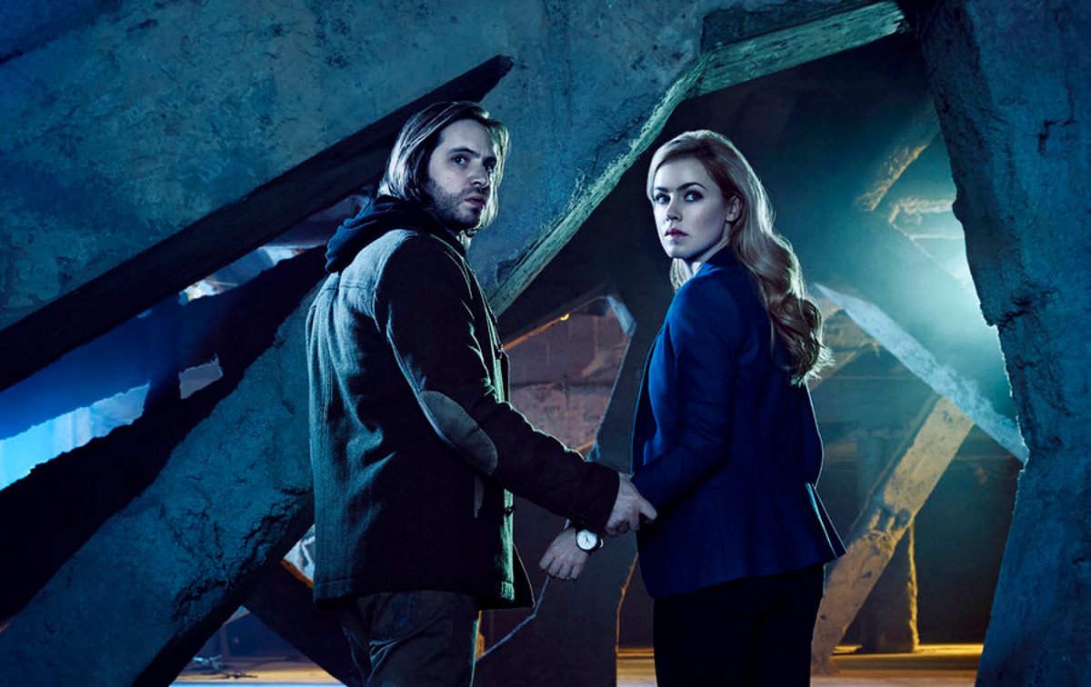 12 Monkeys Review - TV Syfy