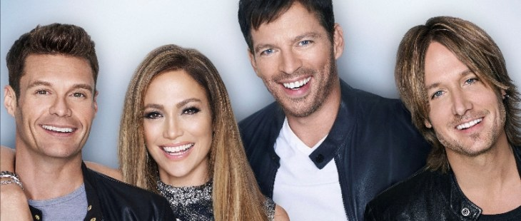 American Idol Judges Ryan Seacrest