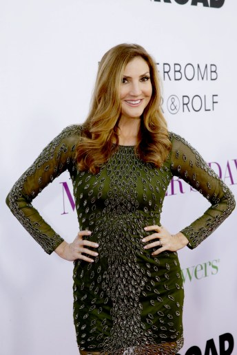 """Heather McDonald seen at Open Road Presents the World Premiere of """"Mother's Day"""" at TCL Chinese Theatre on Wednesday, April 13, 2016, in Hollywood. (Photo by Steve Cohn/Invision for Open Road Films/AP Images)"""