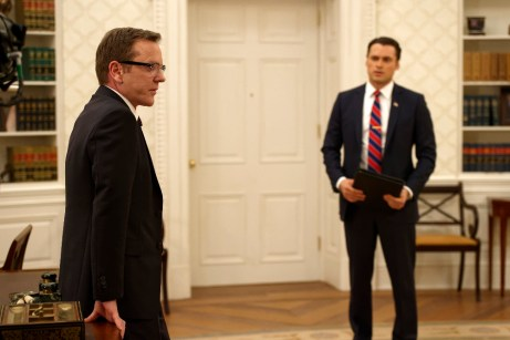 Designated Survivor - KIEFER SUTHERLAND, ADAN CANTO