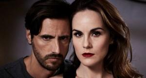 Good Behavior TNT Juan Diego Botto and Michelle Dockery,