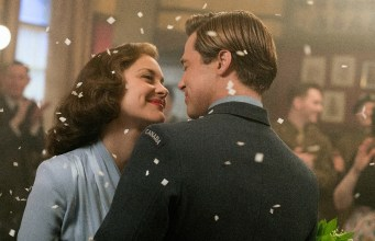Allied Movie Review - Marion Cotillard, Brad Pitt