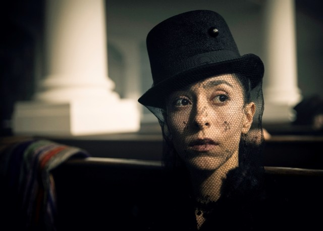"TABOO -- ""Episode 1"" (Airs Tuesday, January 10, 10:00 pm/ep) -- Pictured: Oona Chaplin as Zilpha"
