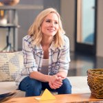 "THE GOOD PLACE -- ""What's My Motivation"" Episode 111 -- Pictured: Kristen Bell as Eleanor Shellstrop"