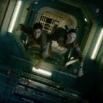 David Jordan (Jake Gyllenhaal) and Miranda North (Rebecca Ferguson) in Columbia Pictures' LIFE