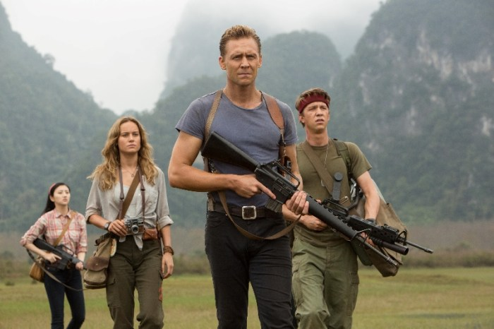 Kong Skull Island Movie Review - Hiddleston, Brie