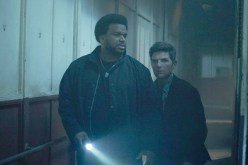GHOSTED: L-R: Craig Robinson and Adam Scott