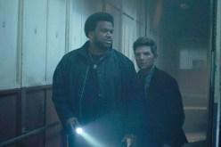 GHOSTED: L-R: Craig Robinson and Adam Scott