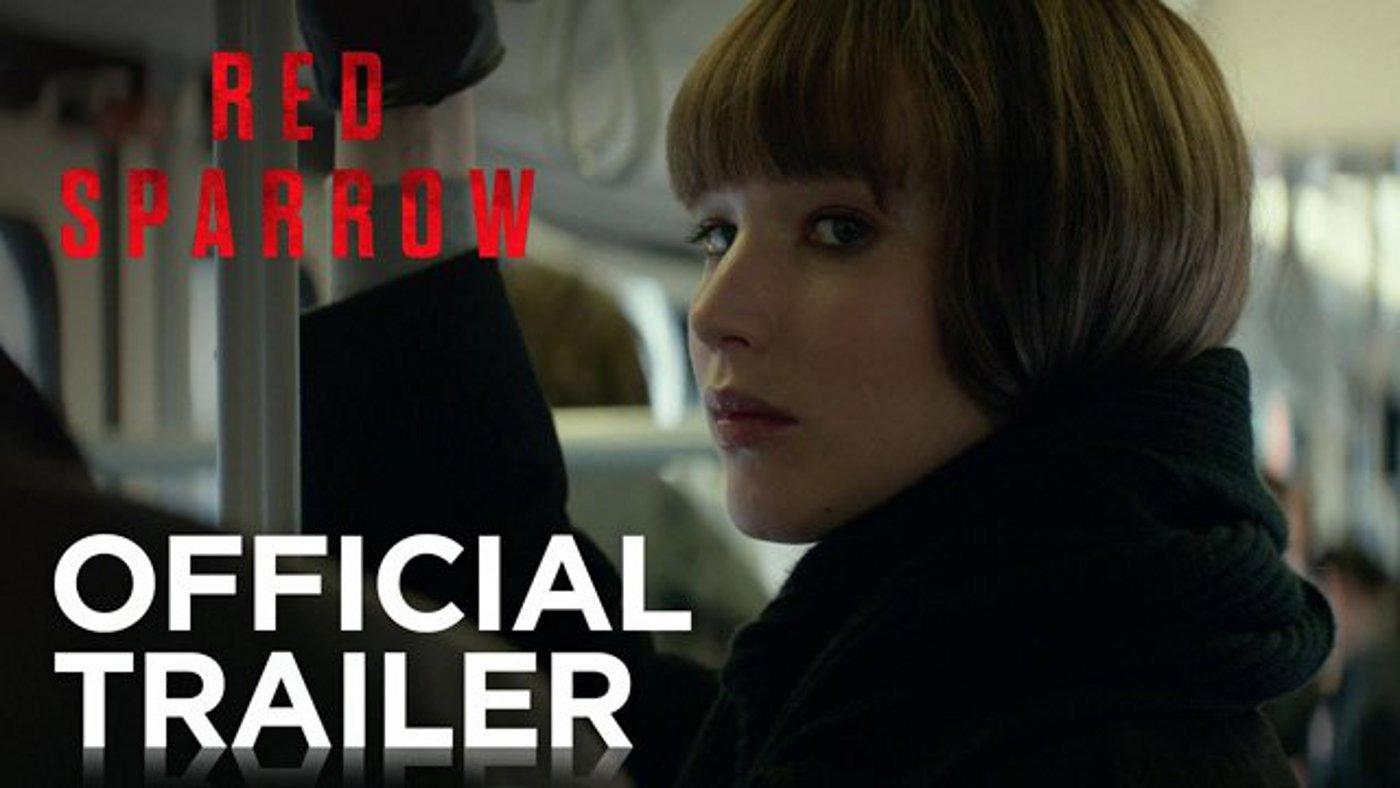 Red Sparrow Trailer and Release Date