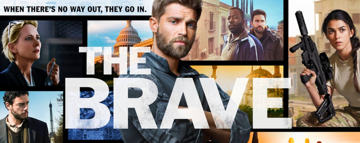 The Brave Review - Special Ops TV Hopes For A Place That Feels Comfortable