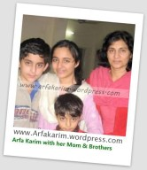 with-mother-and-brothers-Arfa-Karim-Randhawa-Youngest-microsoft-certfied-professional-mcp-pakmed