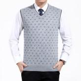 -font-b-Men-s-b-font-Spring-Autumn-Short-V-Neck-Wool-Knitted-Vest-Large