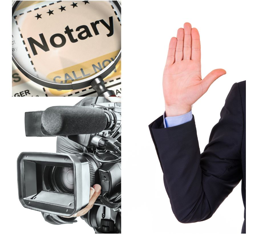 Notary Videographer
