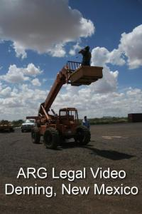 ARG Legal Video in the Field