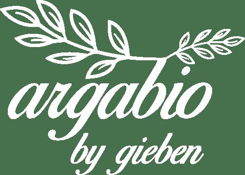 Logo argabio by gieben blanc