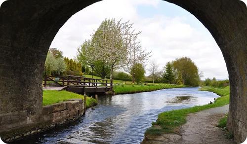 Argae-Hall-Montgomery-Canal
