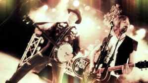 Rockaphones spelar i Skokloster