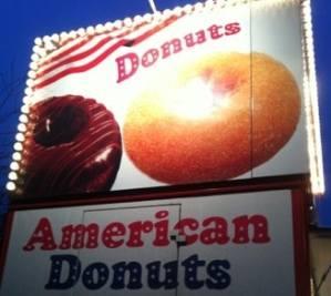 Donuts, munkar