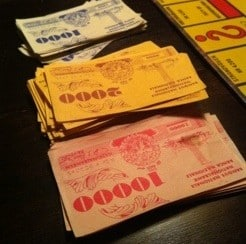 Monopolpengar