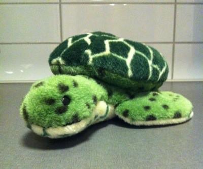 Havssköldpadda gosedjur