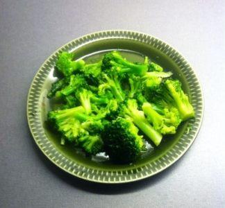 Broccoli. Är närodlat alltiid bäst?