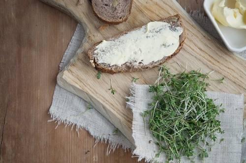 Bröd och smör, smörgås