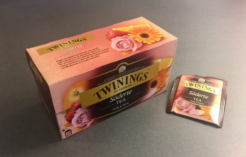 Te, Twinings söderte