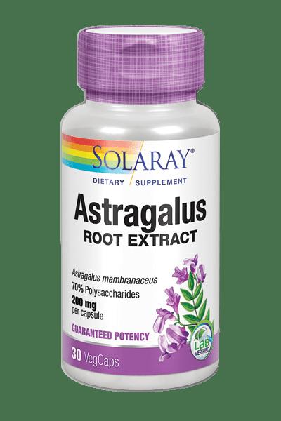 Astragalus 30 caps Solaray