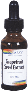 Grapefruit seed liquido 30ml Solaray