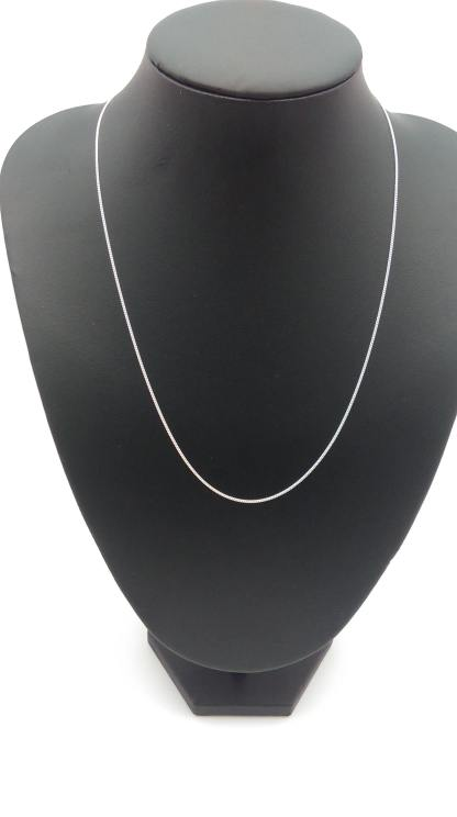 925 silver 1mm chain