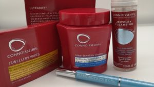 connoisseurs jewellery care products