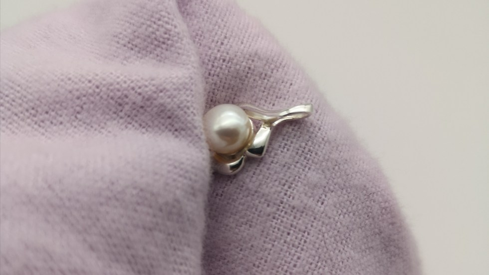 pearl jewellery polishing