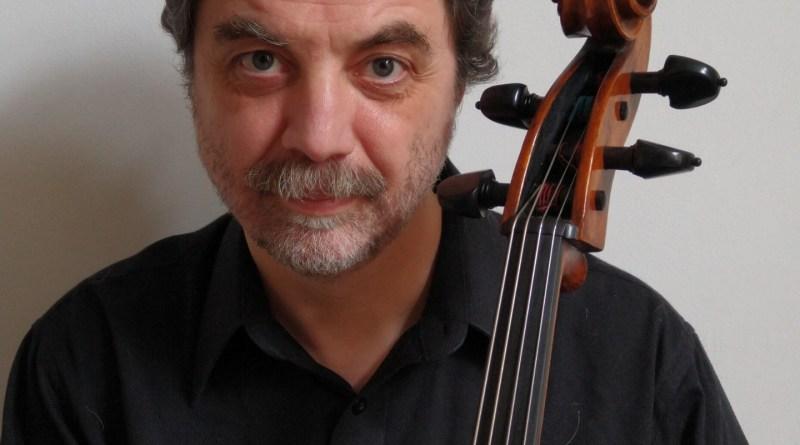 Marcelo Massun, violonchelista argentino