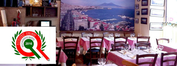 Restaurant napolitain le Spaccanapoli