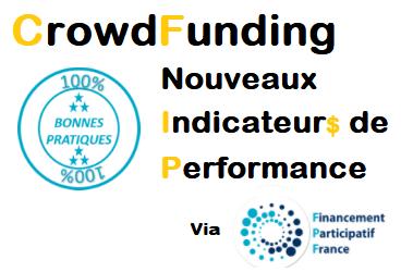 CrowdFunding, Nouveaux Indicateurs de Performance