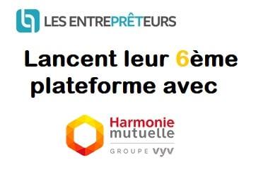Les Entrpêteurs lancent leur 6ème plateforme en partenariat avec Harmonie Muntuelle